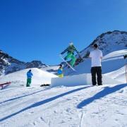 snowboard – jump