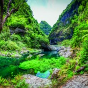 Hidden Paradise, Takamaka, La Réunion
