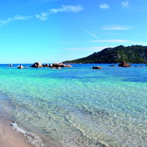 plage de Corse du sud